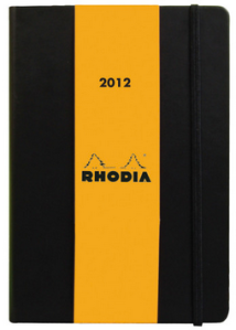 Rhodia 2012 WebPlanner on EuropeanPaper.com