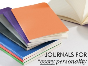 Journals and Personality by Beth Hempton on EuropeanPaper.com
