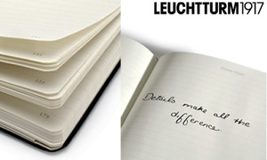 Leuchtturm Notebooks on Europeanpaper.com