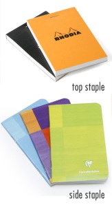 Choosing a Notepad by Kelly McLendon on EuropeanPaper.com