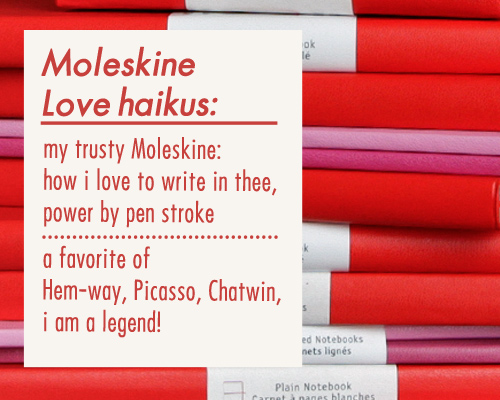 Examples of Haiku Poems Syllables http://europeanpaper.com/blog/2012/01/24/moleskine-haiku-contest/