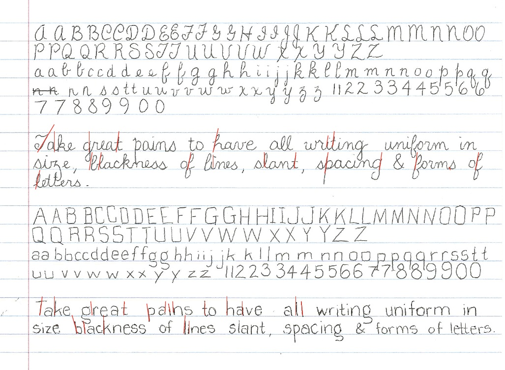 Penmanship Papers Vatozozdevelopment