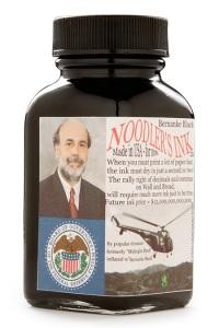 Noodler's Bernanke Inks (3 oz.)